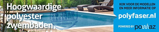 Hoogwaardige polyester zwembaden - powered by pomaz