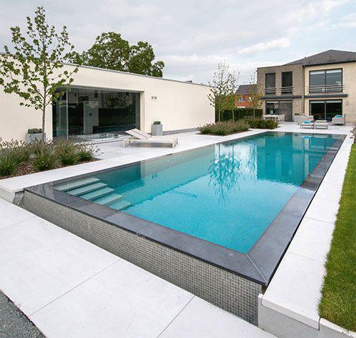 Het abc van zwembaden zwembadenplus for Inbouw zwembad zelf bouwen