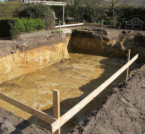 Bouw je eigen zwembad maar ken je beperkingen zwembadenplus for Bouw zelf je zwembad
