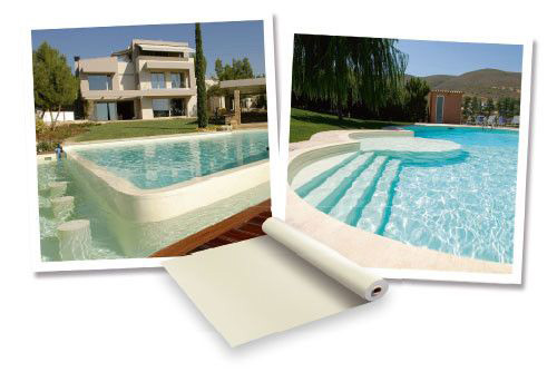 Vind alle zwembadbouwers belgi alle informatie over prijzen en aanleggen zwemvijver of zwembad - Zwembad kleur liner ...