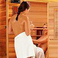 De effecten van een saunabezoek op lichaam en geest