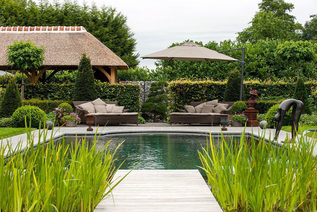 Zwembadenplus vind alle zwembadbouwers belgi alle informatie over prijzen en aanleggen - Tuin met zwembad design ...