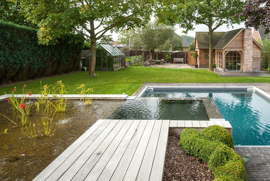 Zwembadenplus vind alle zwembadbouwers belgi alle for Zelf vijver bouwen