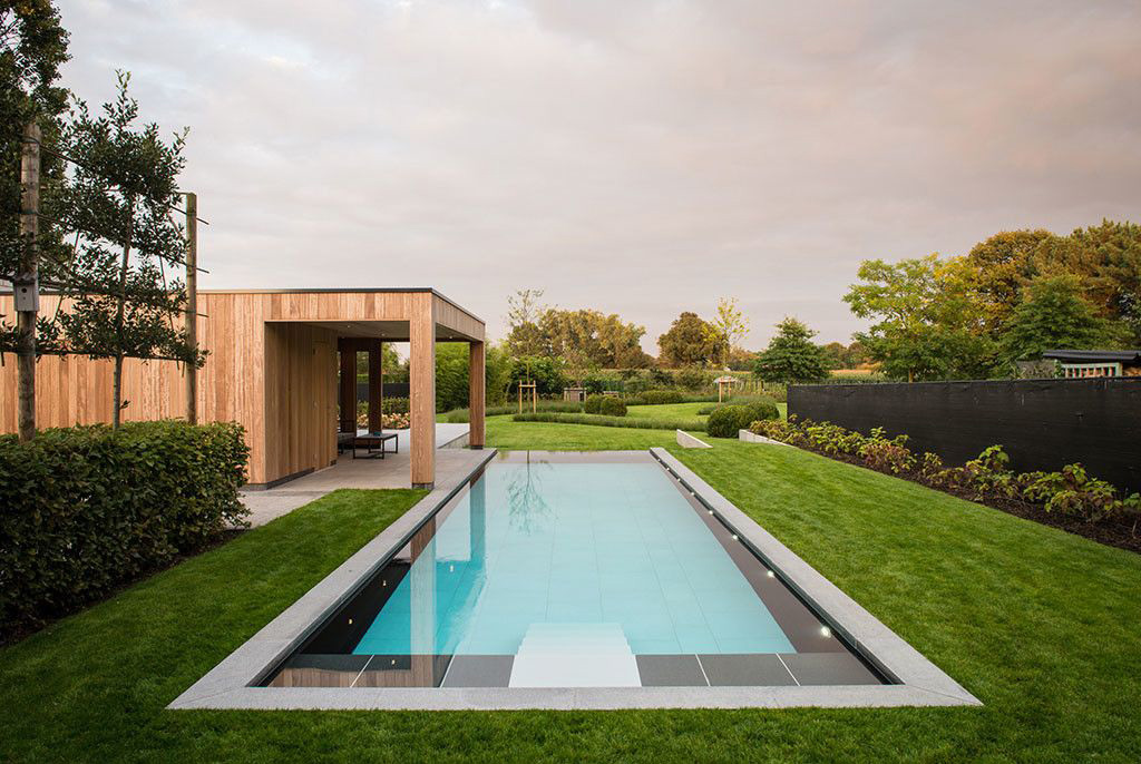 Zwembad van t groene plan klassieke zwemvijver zwembadenplus