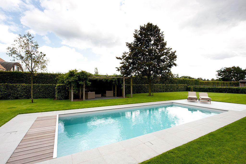 Zwembadenplus vind alle zwembadbouwers belgi alle for Kostprijs zwembad aanleggen