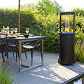 Langer buiten genieten met verwarmingselementen op je terras