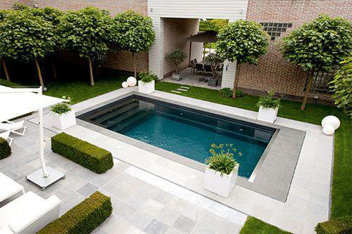 Een zwembad is g n impulsaankoop bezin vooraleer je een zwembad koopt zwembadenplus - Klein zwembad in de kleine tuin ...